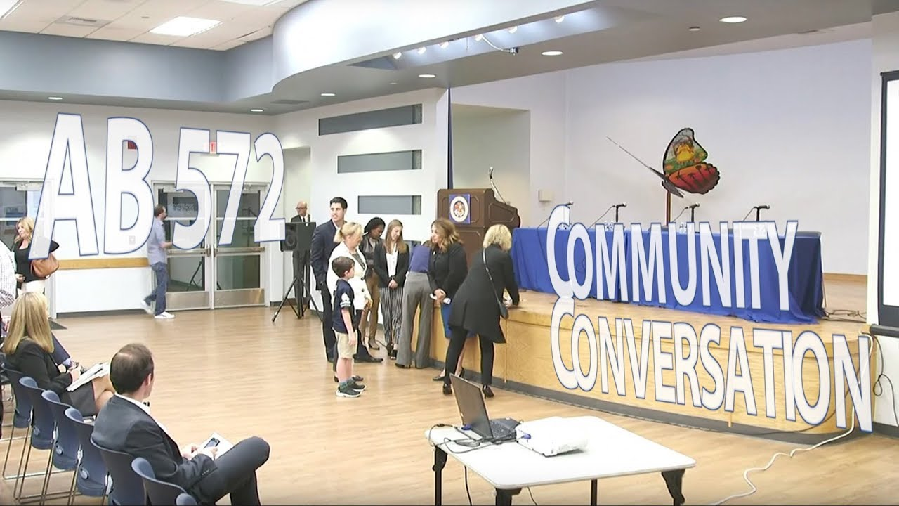 AB 572 Community Conversation: Reform Sober Living Residences In Orange  County