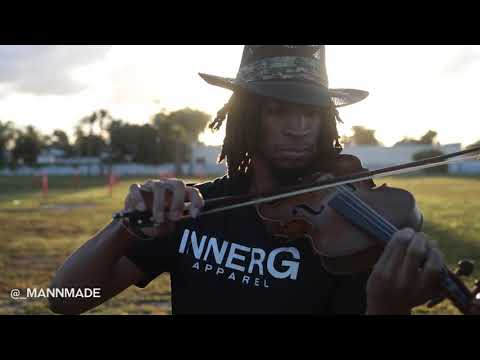 Old Town Road (I Got Horses In The Back) - Violin Cover By Ian Mann #OldTownRoad