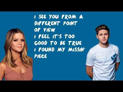Seeing Blind - Niall Horan (ft. Maren Morris) (Lyrics)
