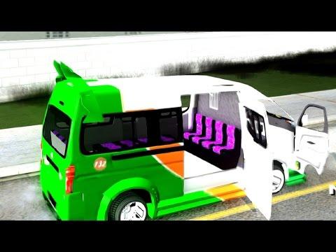 Nissan nv350 Urvan 'tuning' AVM Gta San Andreas (Loquendo ...