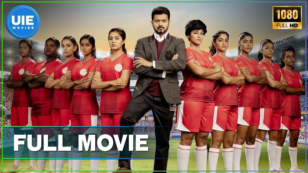 Download Bigil | Blockbuster Tamil Full Movie | Vijay | Nayanthara | A. R. Rahman | 4K (English Subtitles)