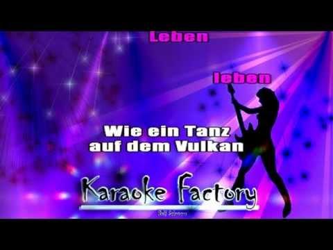 Helene Fischer - Ich Will Immer Wieder Dieses Fieber Spüren Karaoke