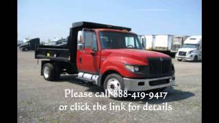 New Medium duty dump truck for sale in new york