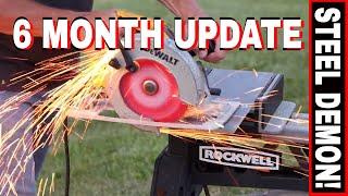 DIABLO STEEL DEMON 6 MONTH UPDATE- HOW'S IT HOLDING UP?