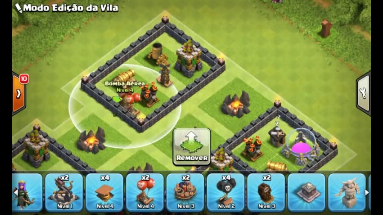 layout muito top para cv7 push epic th7 push base trophy layout