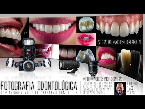 Видео Curso de fotografia londrina