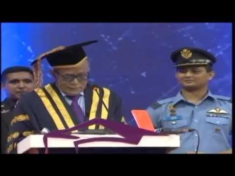 Northern University Bangladesh(NUB) 3rd Convocation 2015