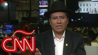 Oficialismo en Bolivia: