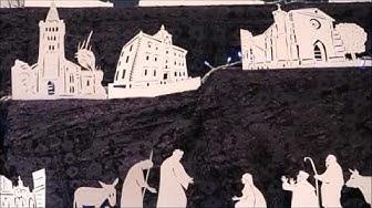 La crèche de la Cathédrale de Sion