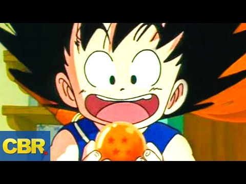 What Nobody Realized About The First Dragon Ball Episode