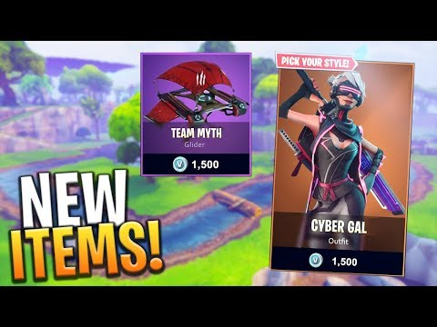 *NEW* LEAKED SEASON 4 SKINS, FREE GLIDERS AND PICKAXES! - Fortnite: Battle Royale
