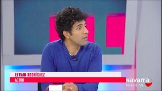 Entrevista Navarra Televisión | Efraín Rodríguez y Anahi Beholi | Fiesta Fiesta Fiesta