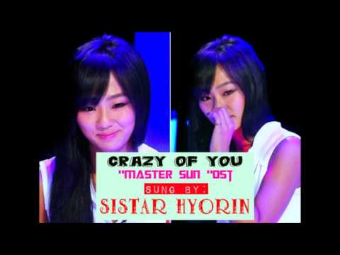 HYORIN CRAZY OF YOU (CLEAR AUDIO)