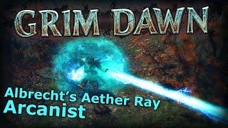 Grim Dawn - The Warlock Beam - An Albrecht