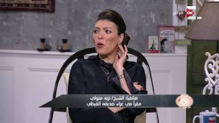 ست الحسن: يحيا الهلال مع الصليب .. شيخ يقرأ القرآن في عزاء متوفى مسيحي بشبرا