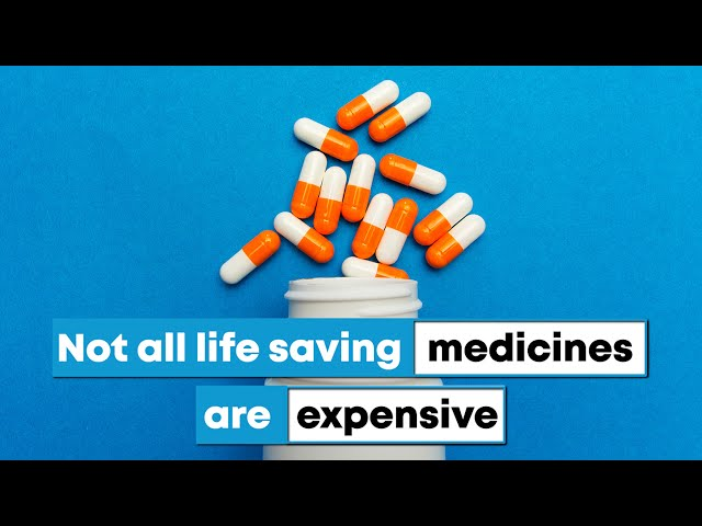 These life-Saving Medicines Are Very Low In Price