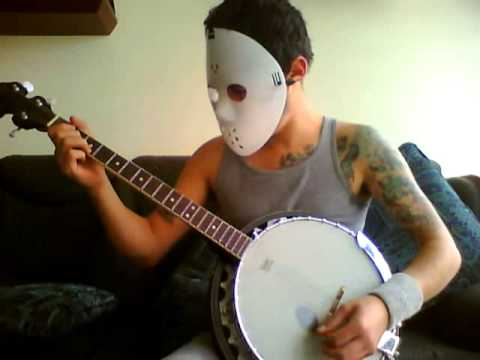 Dropkick Murphys - The Irish Rover (banjo cover) - YouTube
