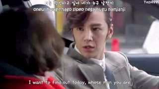 Bebop - Pretty Boy (예쁜남자) FMV (Pretty Man OST)[ENGSUB + Romanization + Hangul]