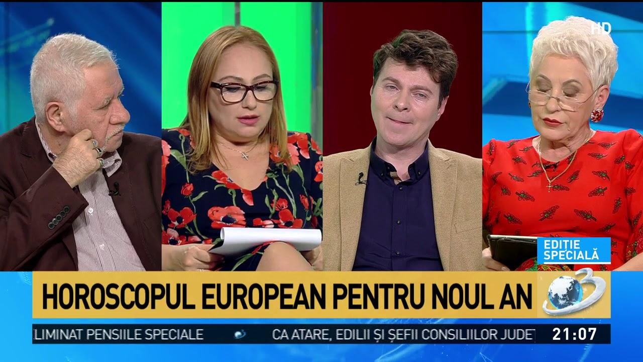 HOROSCOP european 2020 pentru fiecare zodie în parte, cu Cristina Demetrescu. Cea mai norocoasă zo