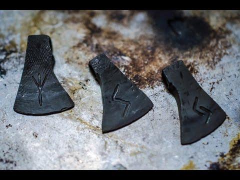 Секира Перуна/handmade pagan axe