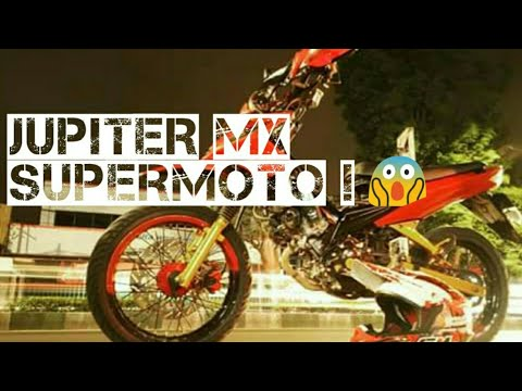 Jupiter Mx Supermoto Part 1 Youtube