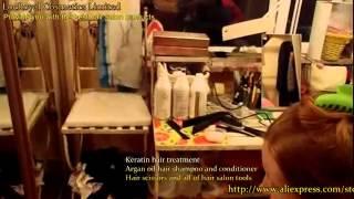 PURE keratin hair treatment