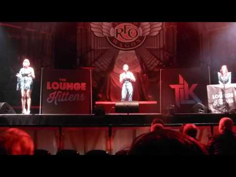 The Lounge Kittens - Africa (Toto Cover ) Leeds Arena 17th Dec 2016