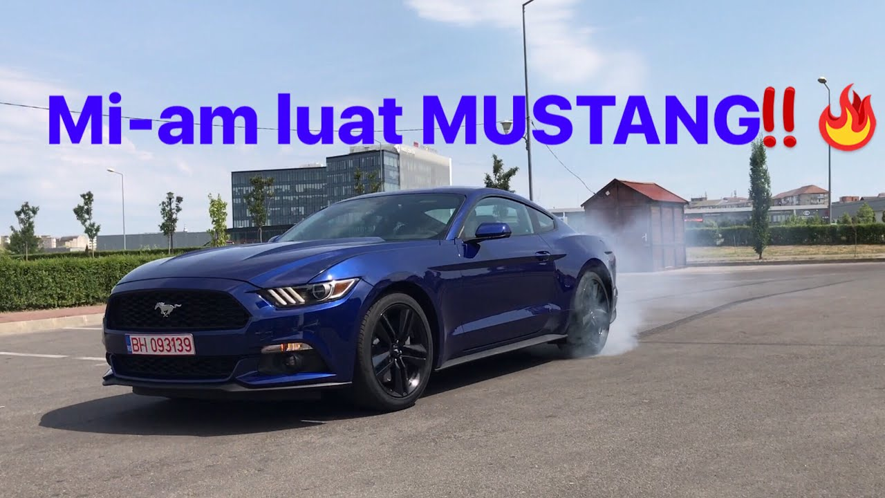 59 car vlog ul din cal ford mustang in colectia gajukyd for Garage ford peronne 80