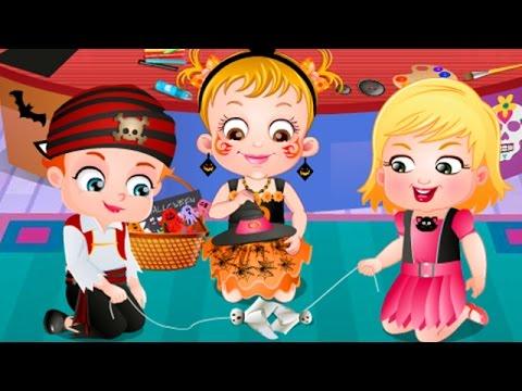 baby hazel game movie baby hazel halloween crafts dora the explorer - Halloween Baby Games