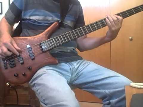 Harold Melvin and the Blue NotesThe Love I LostGreg Papaleo Bass Cover