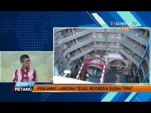 Indonesia Lawan Ancaman Freeport?