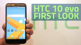 HTC 10 evo First Look