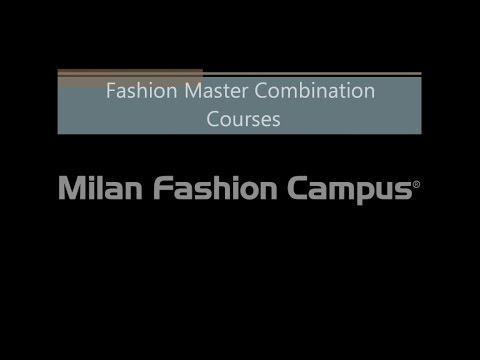 Study Fashion - Fashion Master in Milan