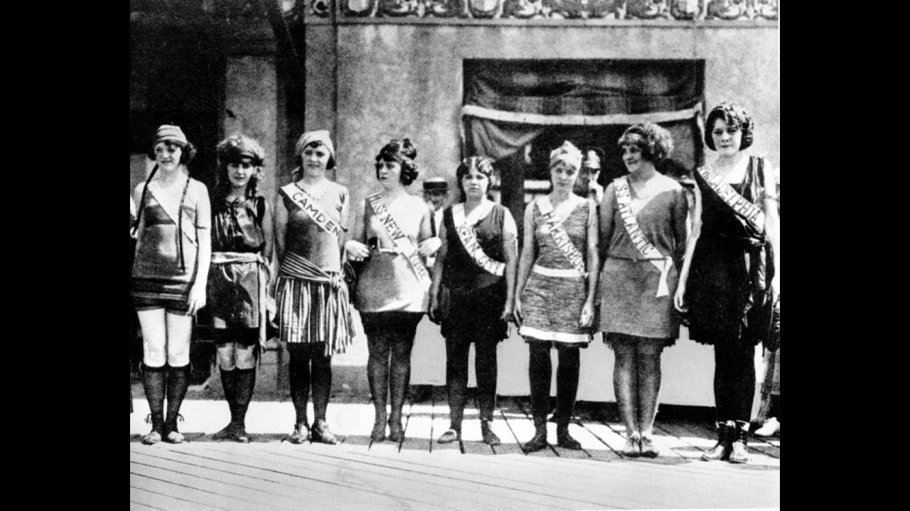 miss america pageants 1921 to present youtube