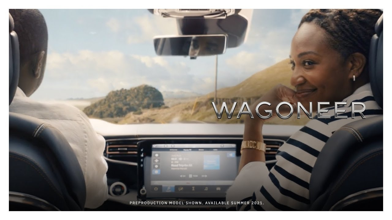 Grand Wagoneer and Wagoneer | A Revolutionary Interior Experience