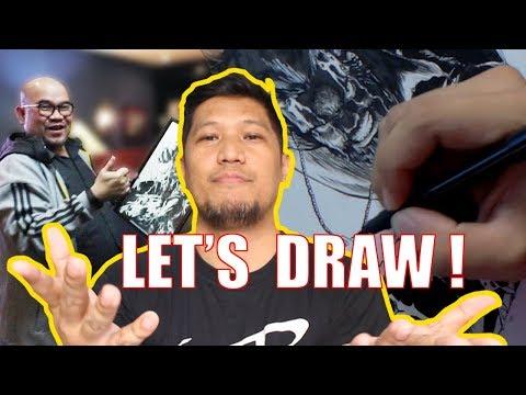 EPIK Illustration process / Drawing / Philippines