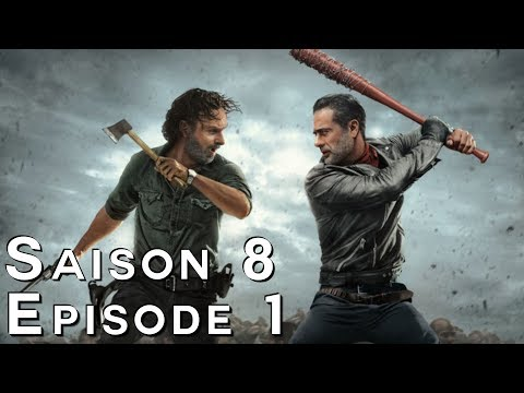 THE WALKING DEAD Saison 8 épisode 1 : Critique 100 % SPOIL