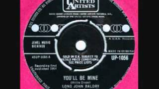 "Long John Baldry And The Hoochie Coochie Men ""You'll Be Mine"""