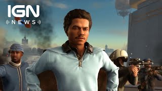 Ea Cancels Star Wars Open World Game   Ign News