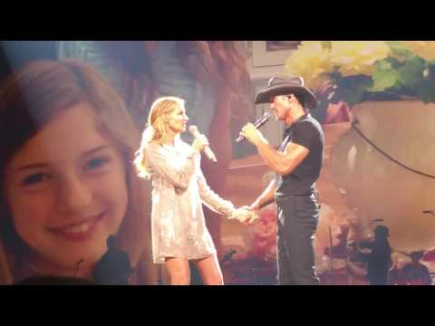 It's Your Love - Tim McGraw & Faith Hill - Taco Bell Arena - Boise, ID - May 25, 2017
