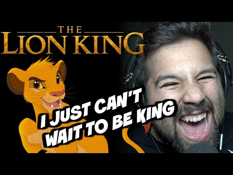 THE LION KING - I Just Can't Wait To Be King [POP/PUNK] - Disney Cover By Caleb Hyles