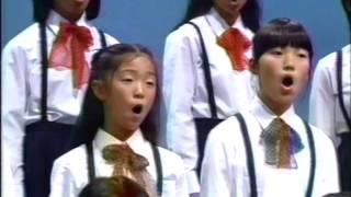 天使と羊飼い(長野市立朝陽小学校)