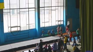 Спортивная акробатика - Чемпионат Украины - девушки