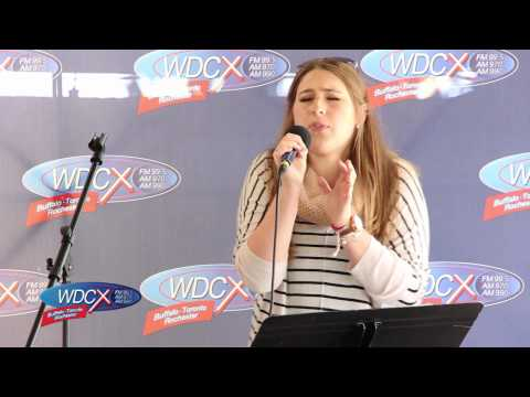 """Not for a Moment "" cover by Amanda Curtin on WDCX"