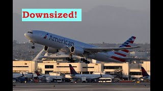 Airlines Downsize Overnight!