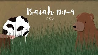 Isaiah 11:1–9 | Logos Bible Software
