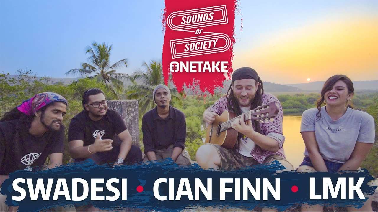 Swadesi, Cian Finn, LMK - Love Life (Acoustic) | S2 EP1 | Sounds Of Society