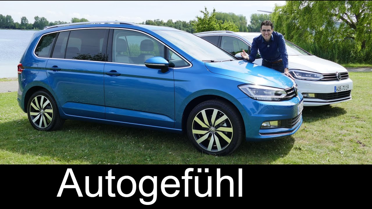 all new volkswagen vw touran full review test driven mpv 2016 autogef hl youtube. Black Bedroom Furniture Sets. Home Design Ideas