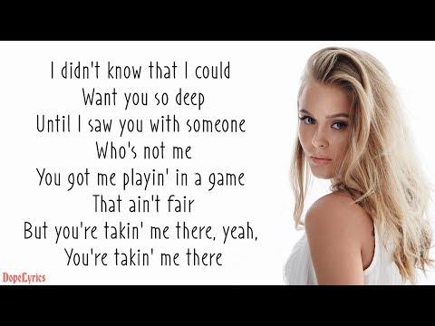 I Would Like - Zara Larsson (Lyrics)