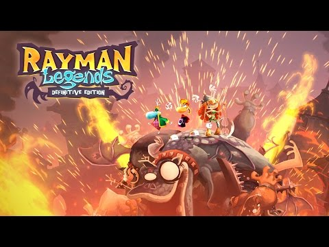 Rayman Legends: Definitive Edition - Gameplay trailer
